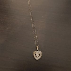 Heart-Shaped Necklace